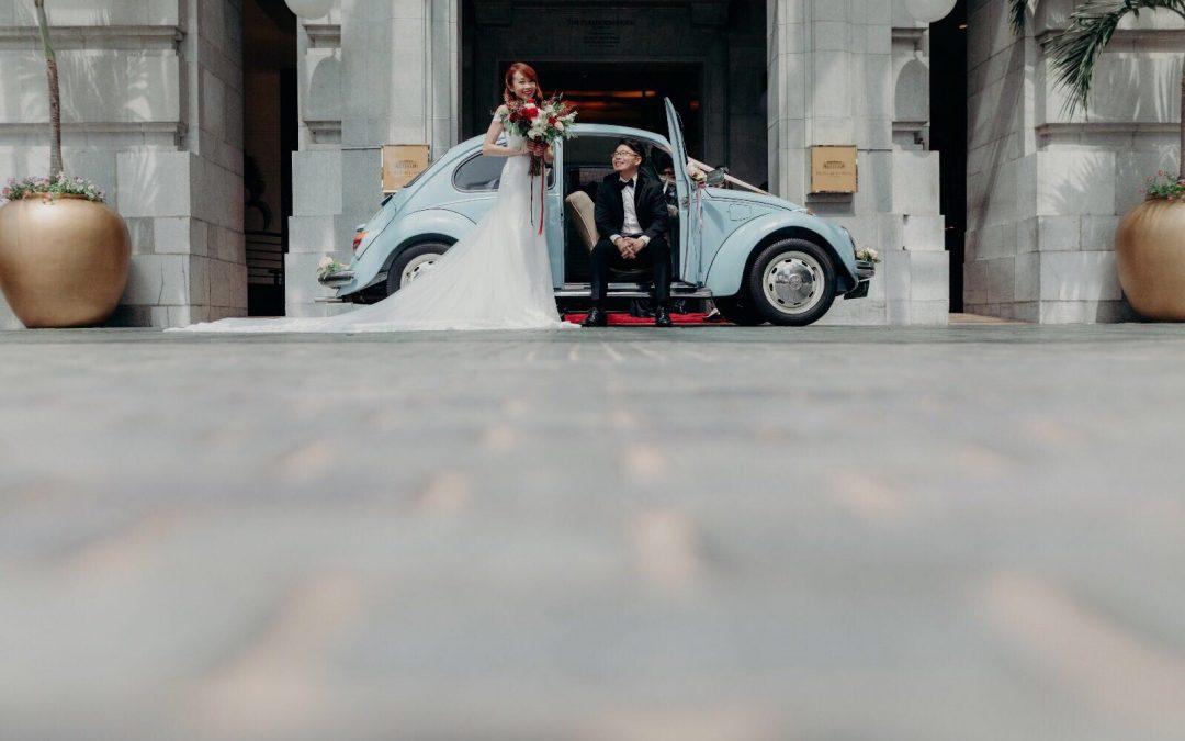 Romantic & Timeless Pre-Wedding Shoot