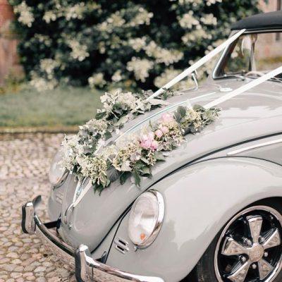 Fresh Flower Car Decorations